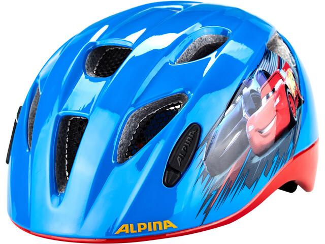 Alpina Ximo Disney Helmet Kids Cars